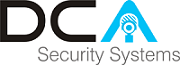 DCA Security Systems Logo